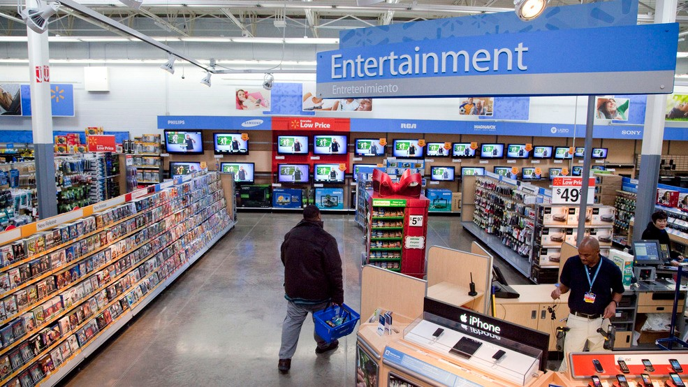 Walmart removes images of violence in stores after shooting | KFXL
